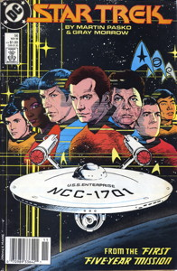 Star Trek #56 Newsstand (US)