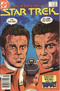 Star Trek #6 Newsstand (US)