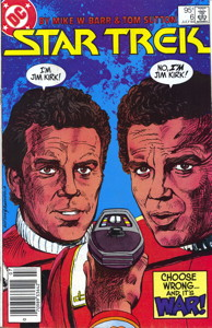 Star Trek #6 Newsstand (CA)