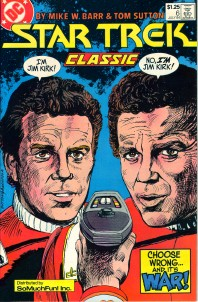 Star Trek Classic #6 So Much Fun (Reprint)
