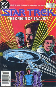 Star Trek #7 Newsstand (US)