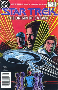Star Trek #7 Newsstand (CA)