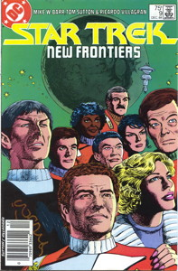 Star Trek #9 Newsstand (US)