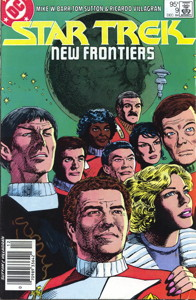 Star Trek #9 Newsstand (CA)