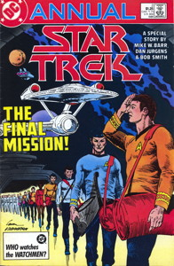 Star Trek Annual #2 Direct