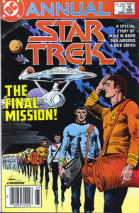Star Trek Annual #2 Newsstand (US)