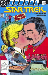 Star Trek Annual #3 Direct