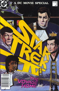 Star Trek IV: The Voyage Home #2 Newsstand (US)