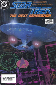 Star Trek: The Next Generation #1 Direct