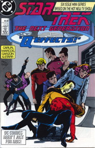 Star Trek: The Next Generation #5 Direct
