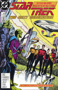 Star Trek: The Next Generation #6 Direct