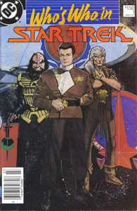 Who's Who in Star Trek #1 Newsstand (US)