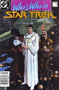 Who's Who in Star Trek #2 Newsstand (US)