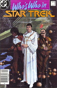 Who's Who in Star Trek #2 Newsstand (CA)