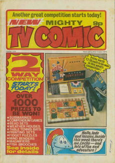 Mighty TV Comic #1298, 30 Oct 1976