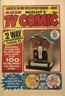 Mighty TV Comic #1300, 13 Nov 1976
