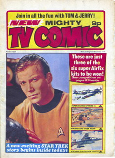 Mighty TV Comic #1304, 11 Dec 1976