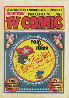 Mighty TV Comic #1306, 25 Dec 1976