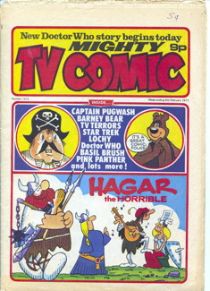 Mighty TV Comic #1312, 5 Feb 1977
