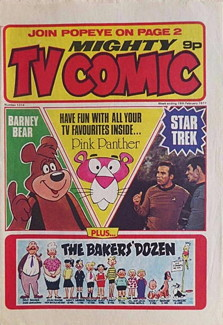 Mighty TV Comic #1314, 19 Feb 1977