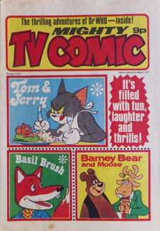 Mighty TV Comic #1316, 5 Mar 1977