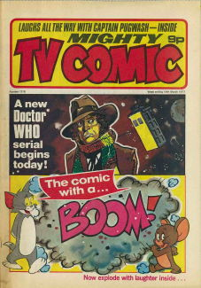 Mighty TV Comic #1318, 19 Mar 1977