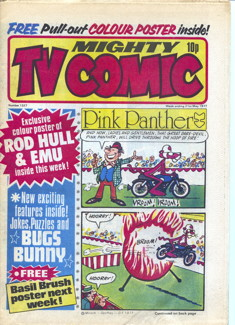 Mighty TV Comic #1327, 21 May 1977