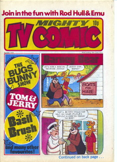 Mighty TV Comic #1331, 18 Jun 1977
