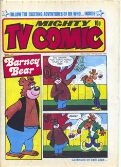 Mighty TV Comic #1343, 10 Sep 1977