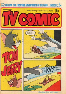 TV Comic #1355, 3 Dec 1977