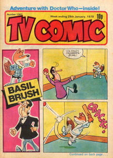 TV Comic #1363, 28 Jan 1978