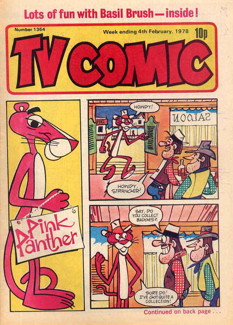 TV Comic #1364, 4 Feb 1978