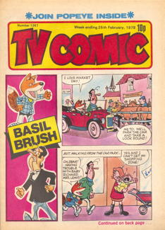 TV Comic #1367, 25 Feb 1978