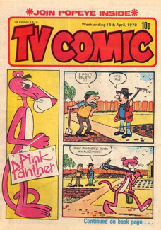 TV Comic #1374, 15 Apr 1978