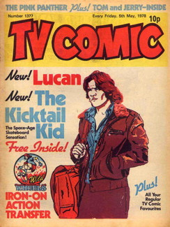 TV Comic #1377, 6 May 1978