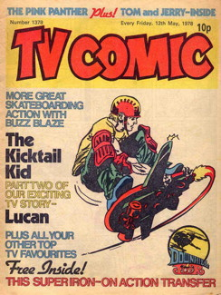 TV Comic #1378, 13 May 1978