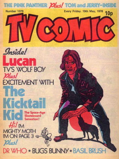 TV Comic #1379, 20 May 1978