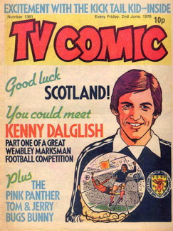 TV Comic #1381, 3 June 1978